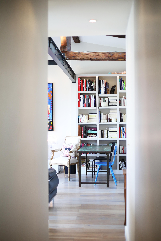 Couloir & salon
